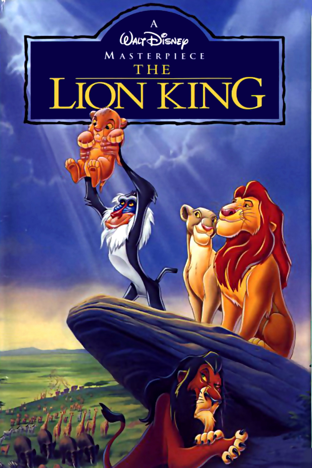 the lion king  hungry predators and daddy issues