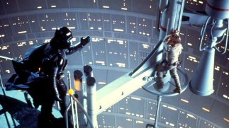 Star Wars The Empire Strikes Back Vader and Luke