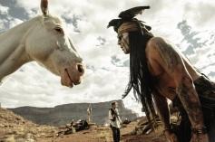 The Lone Ranger horse